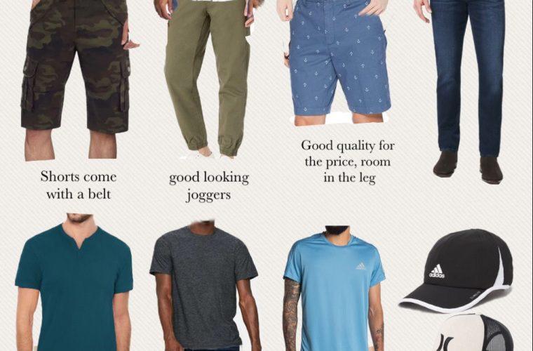 Affordable Men Summer Fashion Must Haves