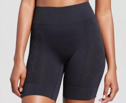 The best shorts to wear undee dresses-Jockey wicking slipshort