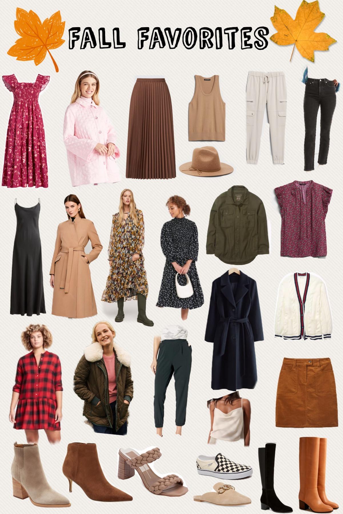 Fall Fashion trend Favorites-2021 by popular mom blog dreaming loud
