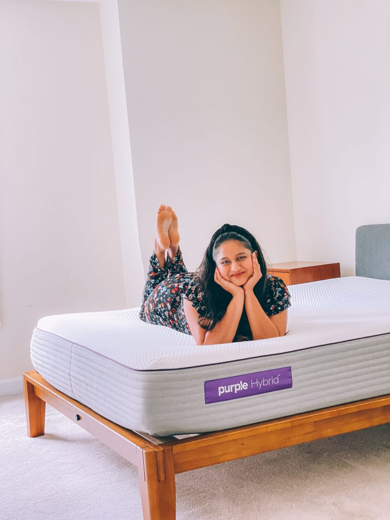 What mattress to get for your Indian parents, Purple Hybrid Queen review