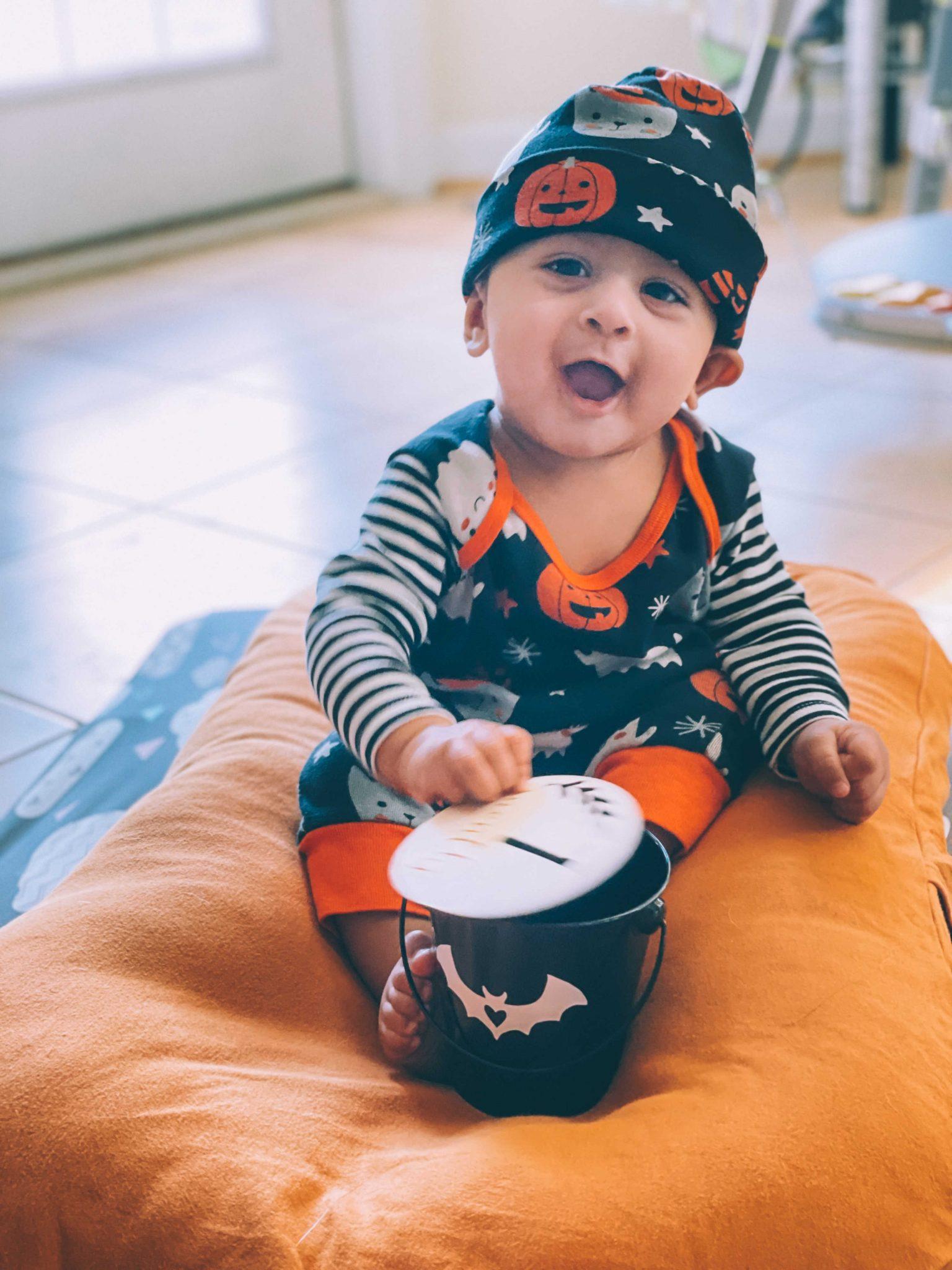 Baby V 7 months birthday Update5