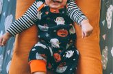 7 MONTH BABY UPDATE featured by top Maryland mommy blogger, Dreaming Loud